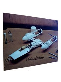 Image of Y-Wing Model